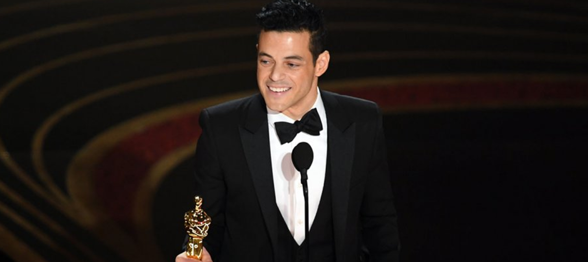 Discurso de Rami Malek no Oscar é censurado na China