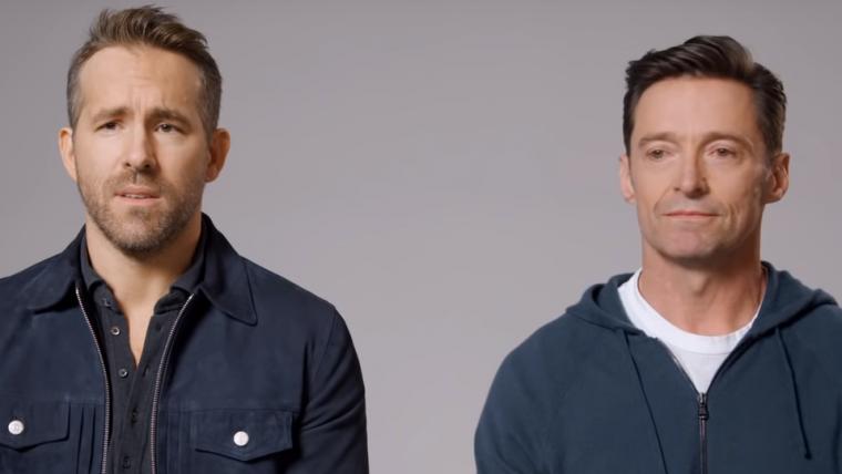 Hugh Jackman trolla Ryan Reynolds em comercial de gin