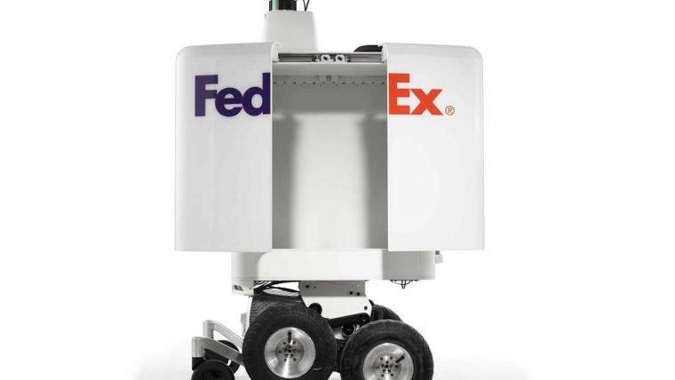 FedEx testará robôs autônomos em entregas nos EUA