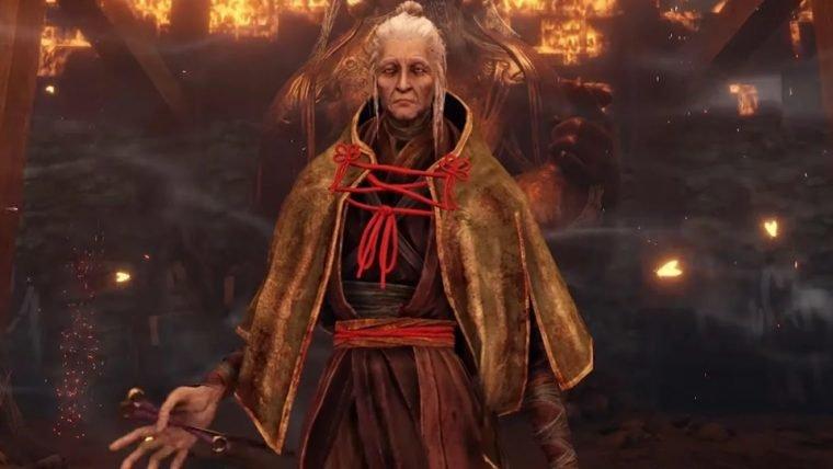 Sekiro: Shadows Die Twice ganha teaser que revela um dos chefões do jogo