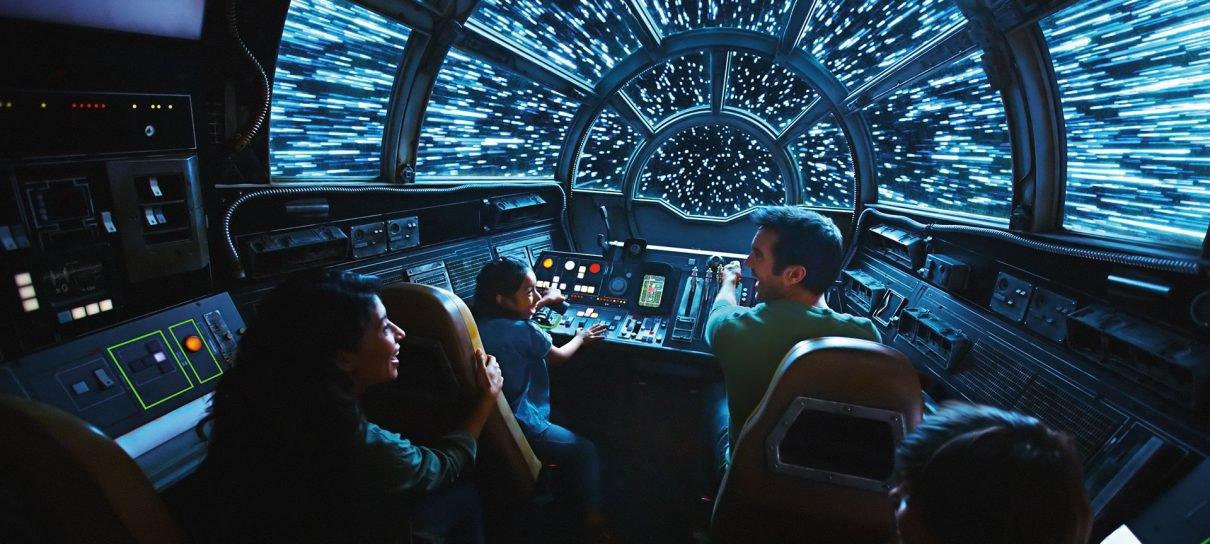 Star Wars   Uma Galáxia não tão distante: saiba os detalhes do parque da Disney