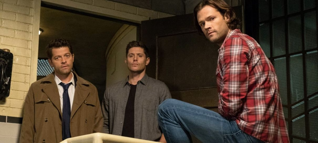 Supernatural e outras 9 séries da CW foram renovadas