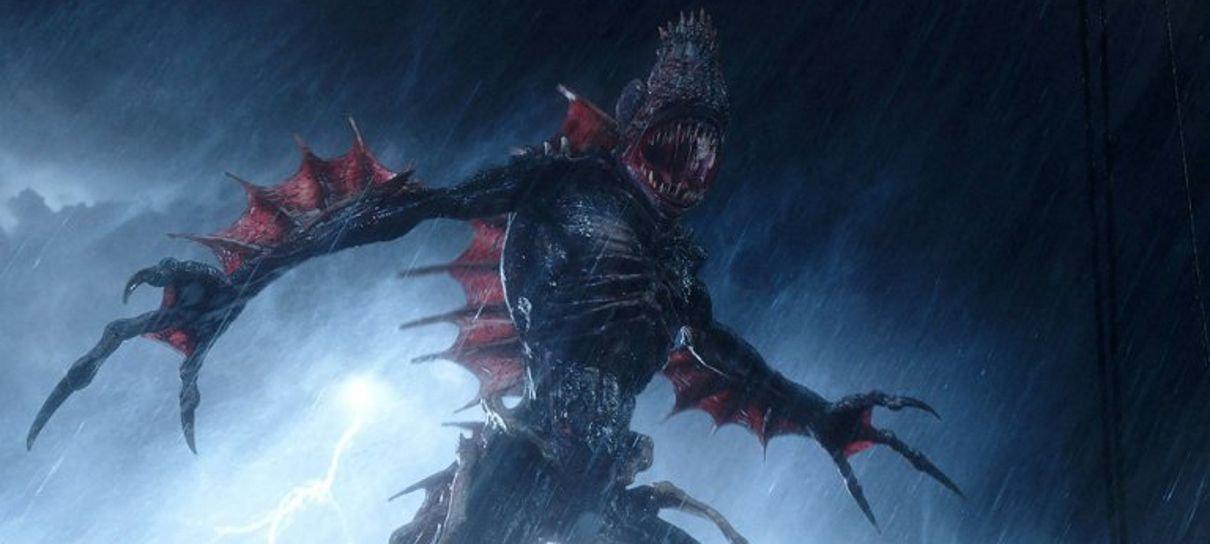 Aquaman terá derivado sobre as criaturas do Fosso