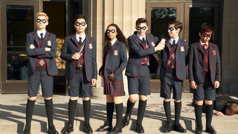 The Umbrella Academy é renovada para a segunda temporada