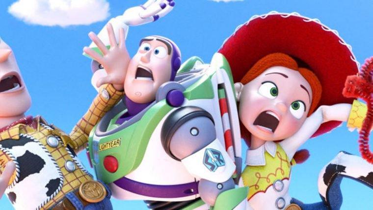Nova cena de Toy Story 4 mostra Woody e Betty tentando salvar brinquedo perdido