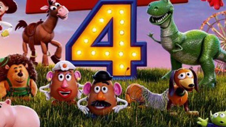Toy Story 4 ganha novo cartaz com vários brinquedos