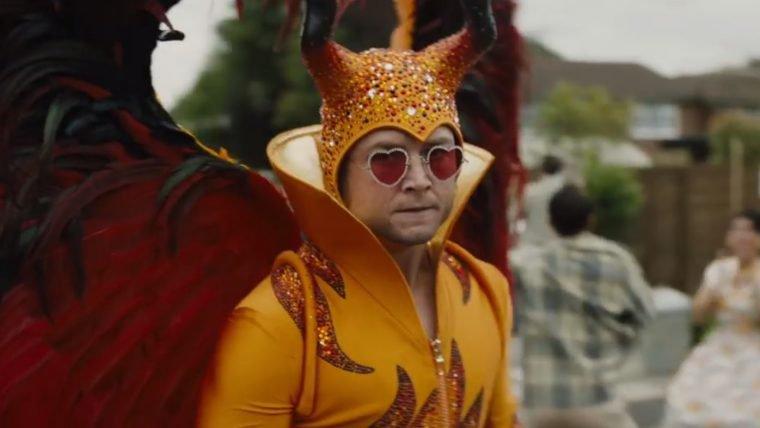 Rocketman | Elton John canta