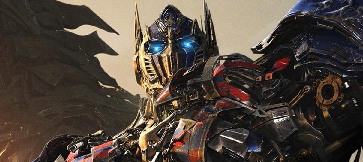 Transformers terá nova série animada na Netflix
