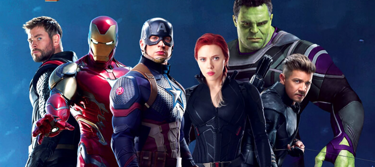 Vingadores: Ultimato ganha imagem inédita mostrando novo uniforme da equipe