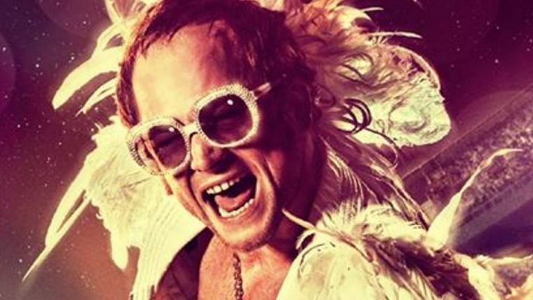 Rocketman | Taron Edgerton solta a voz em novo vídeo do filme