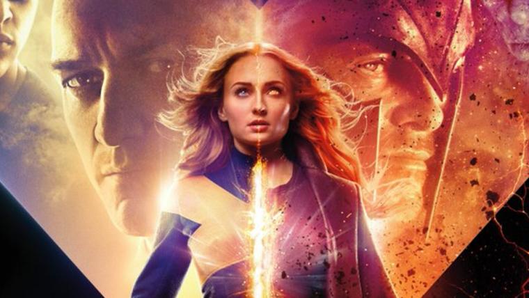 Jean Grey está imponente em novo cartaz de X-Men: Fênix Negra