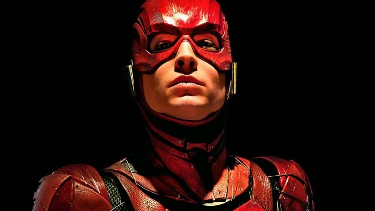 Ezra Miller está fazendo o roteiro do filme do Flash ao lado de Grant Morrison