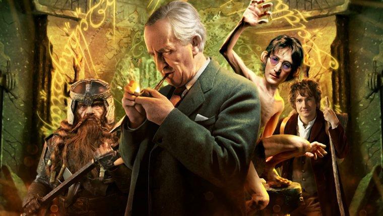 As letras e lendas de Tolkien