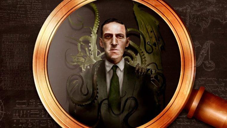 A vida de HP Lovecraft e seu Cthulhu