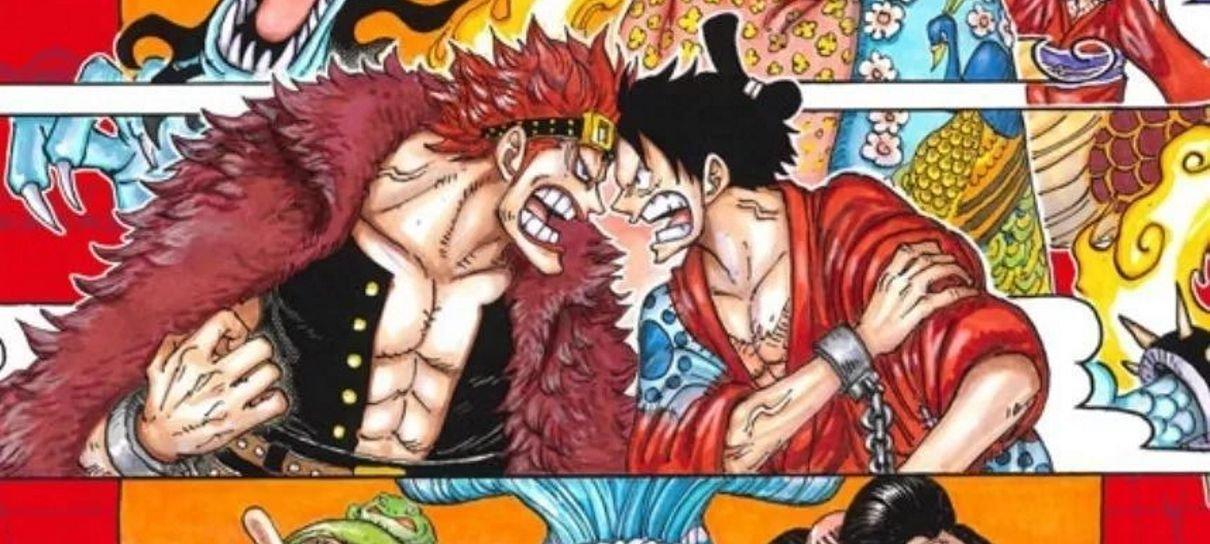 One Piece | Mangá alcançou a marca de 450 milhões de cópias