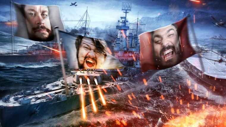 World of Warships - Na surdina