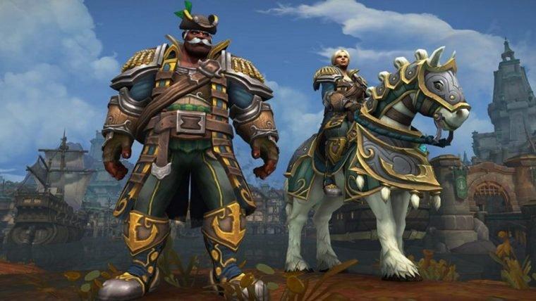 World of Warcraft | Atualização adiciona duas novas raças aliadas