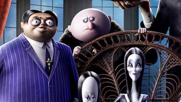 A Família Addams | Animação ganha o primeiro pôster