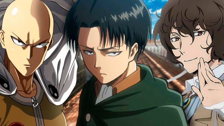 One Punch Man, Attack on Titan e mais: confira os animes que chegam na próxima temporada