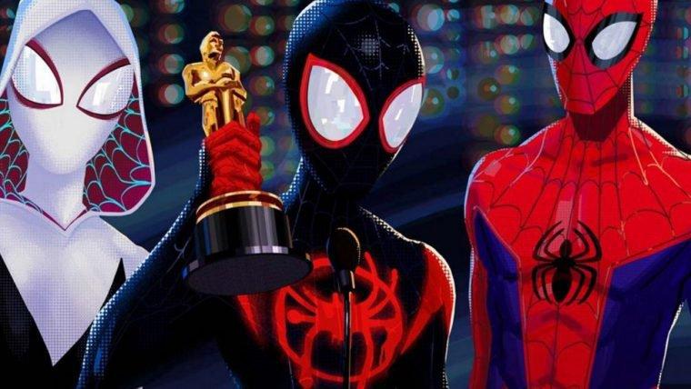 Homem-Aranha no Aranhaverso | Assista aos 9 primeiros minutos do vencedor do Oscar