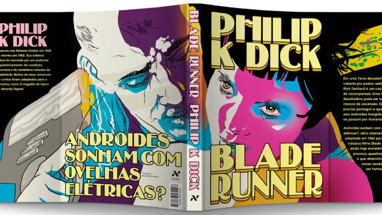 Blade Runner ganhará nova edição com capa de Rafael Coutinho