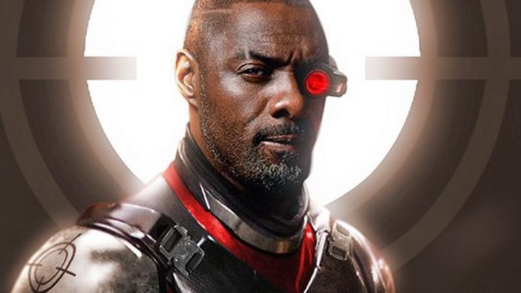 Bosslogic imagina Idris Elba como o Pistoleiro de Esquadrão Suicida