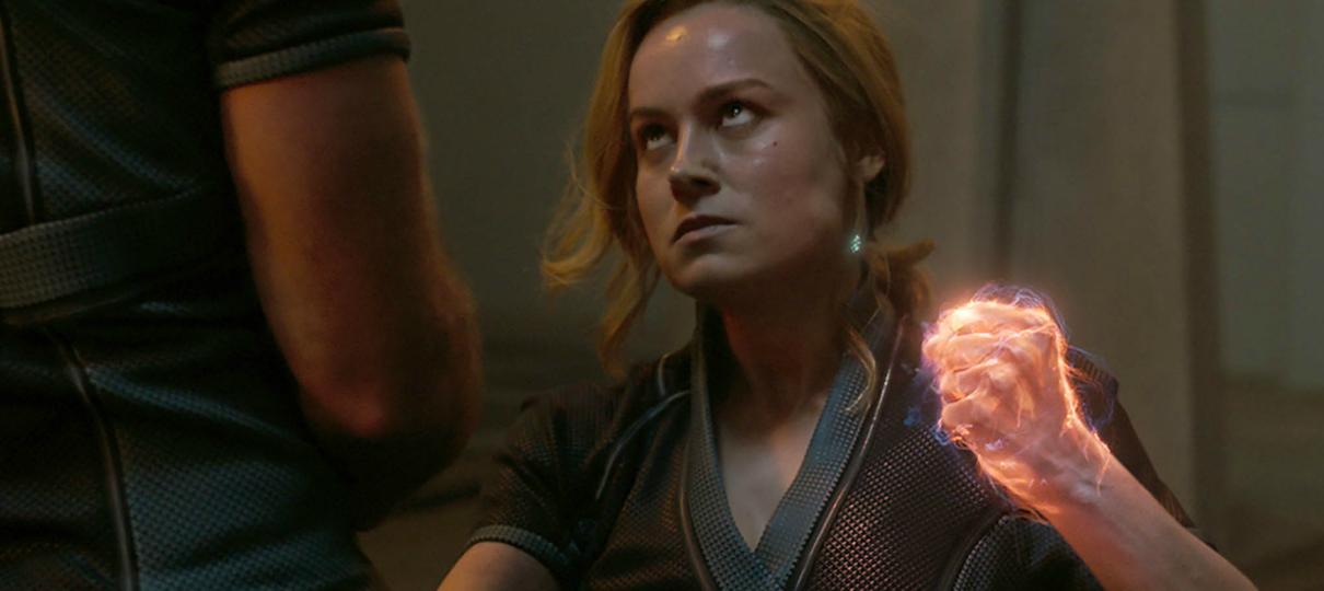 Capitã Marvel é a segunda maior estreia da história da Marvel nos cinemas