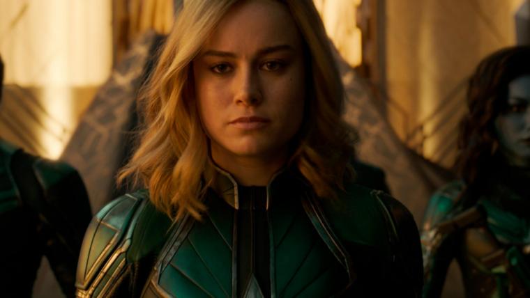 Capitã Marvel estreia no Brasil como a segunda maior bilheteria da história do país