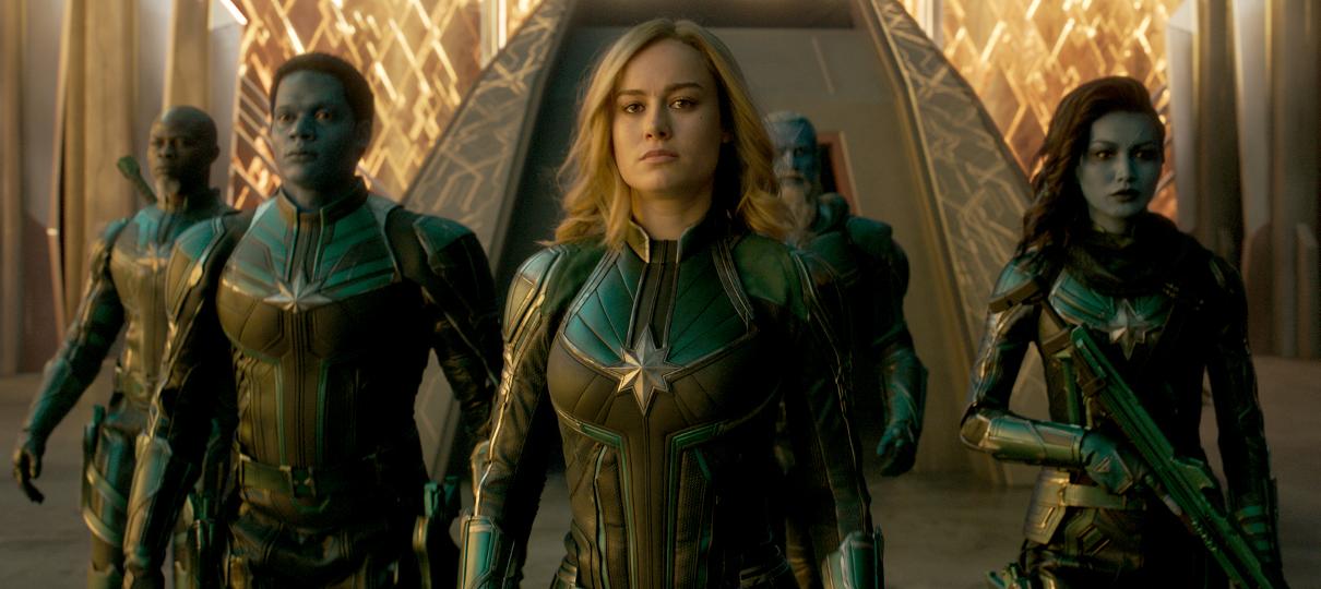 Editora de Capitã Marvel revela que o filme quase teve outro final
