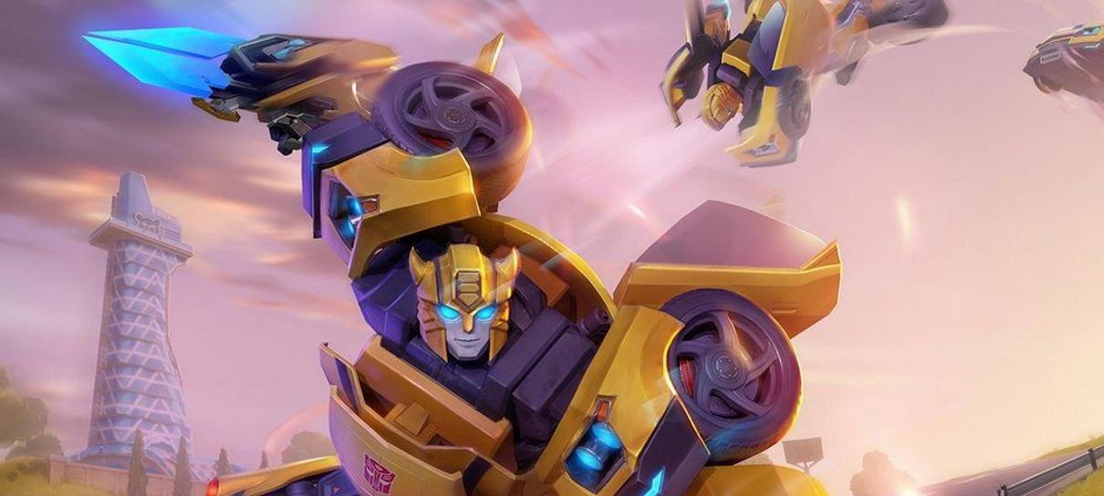 Creative Destruction | Saiba mais detalhes sobre o evento especial de Transformers!