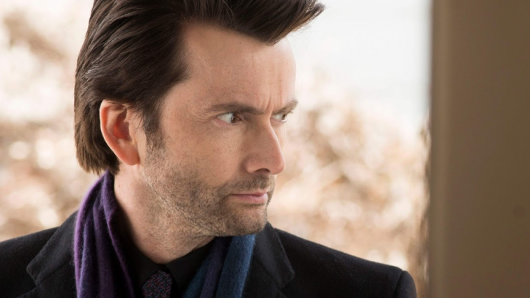 David Tennant comenta sobre cancelamento de Jessica Jones