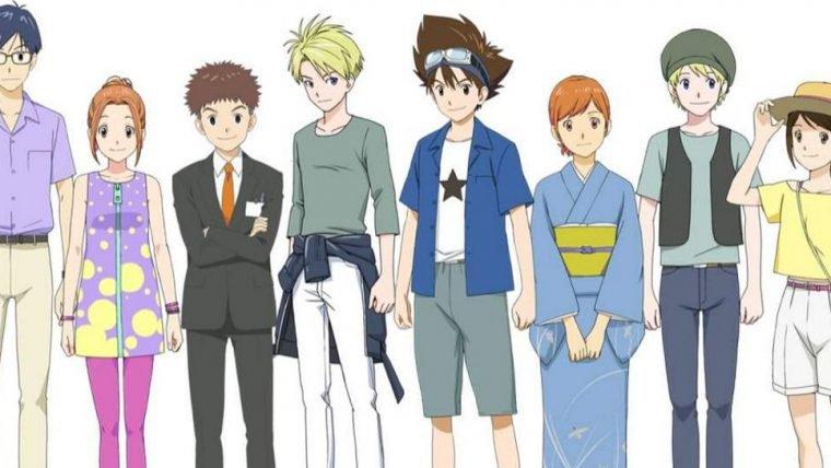 Digimon Adventure | Novo filme ganha previsão de estreia e teaser