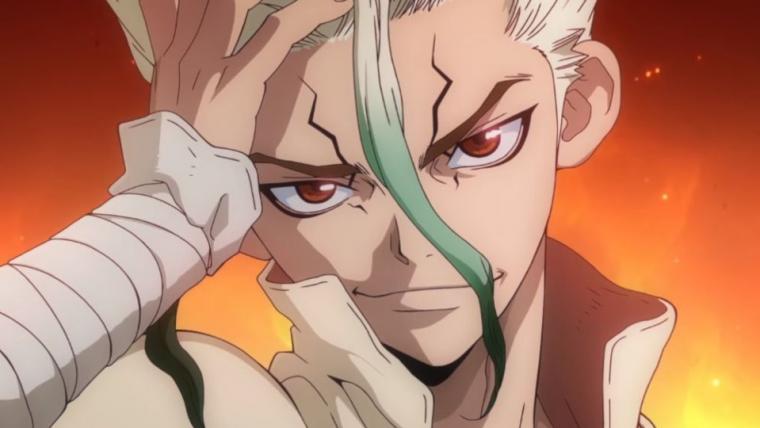 Dr. Stone   Anime inspirado em mangá premiado como o melhor Shonen de 2018 ganha teaser