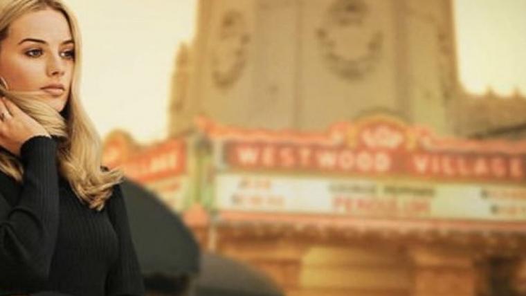 Margot Robbie aparece como Sharon Tate em novo cartaz de Era Uma Vez em Hollywood