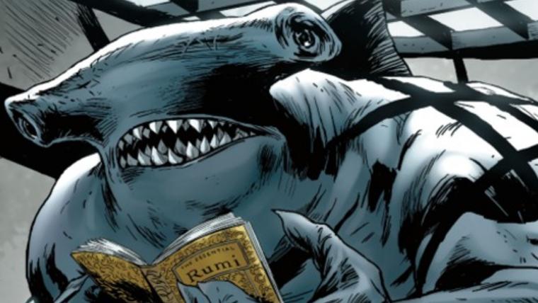 Esquadrão Suicida 2 terá vilões bizarros como Tubarão Rei, Pacificador e mais