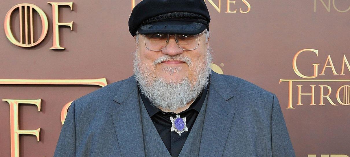 Game of Thrones | Companhia das Letras vai passar a publicar os livros de George R.R. Martin