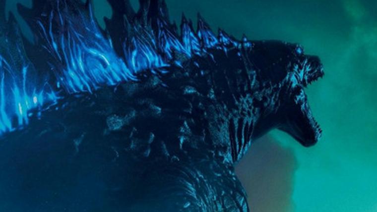 Godzilla II: Rei dos Monstros   Criaturas estão prontas para lutar em novo pôster