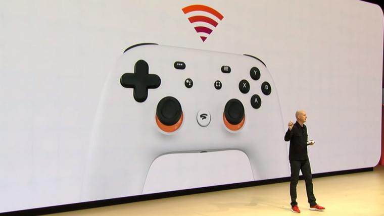 Google apresenta o Stadia, sua plataforma de streaming de jogos