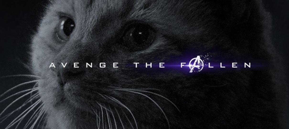 Internet cai na zoeira com cartazes falsos de Vingadores: Ultimato