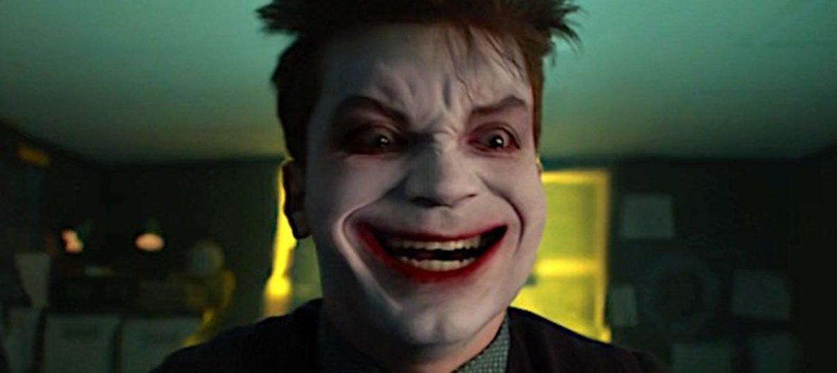 Gotham | Coringa da série é um verdadeiro pesadelo, explica produtor