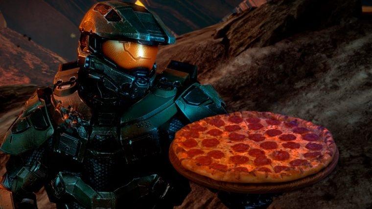 Estúdio de Halo pede para fãs pararem de enviar pizzas para os desenvolvedores