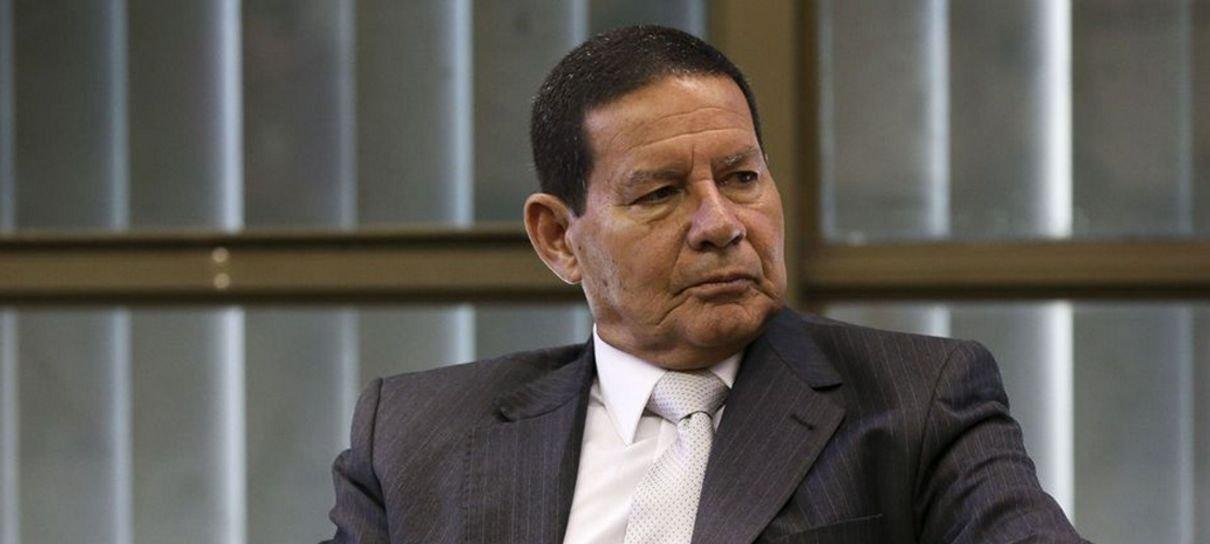 Vice-presidente da República sugere que jogos influenciaram massacre em escola de Suzano