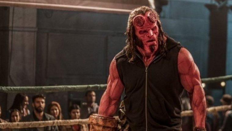 Hellboy | Novas imagens mostram mais das ameaças do filme