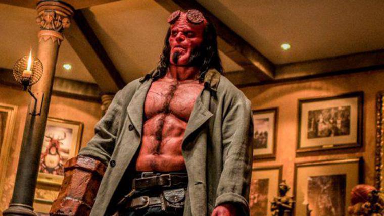Hellboy | Novas imagens destacam o protagonista e a personagem de Milla Jovovich