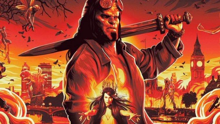 Hellboy encontra a Rainha de Sangue em trecho do filme
