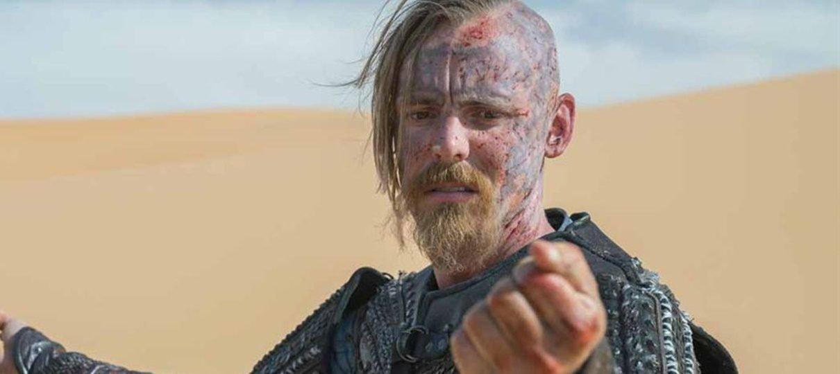 Ator de Vikings deve ser o Homem de Preto na série de A Torre Negra