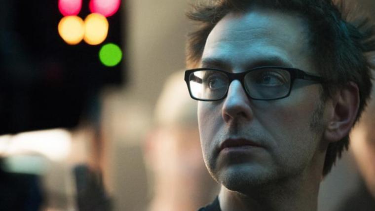 James Gunn foi recontratado para dirigir Guardiões da Galáxia Vol. 3