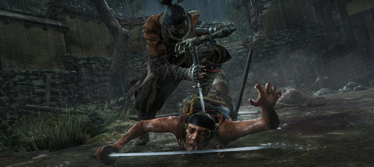 Jogador zera Sekiro: Shadows Die Twice em menos de uma hora
