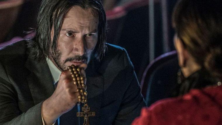 John Wick 3 – Parabellum ganha novos teasers; trailer chega ainda nesta semana