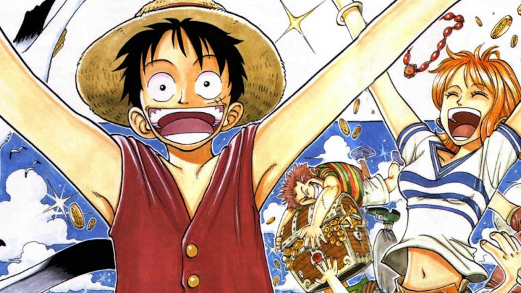 Mangá que deu origem a One Piece será adaptado em um episódio especial do anime